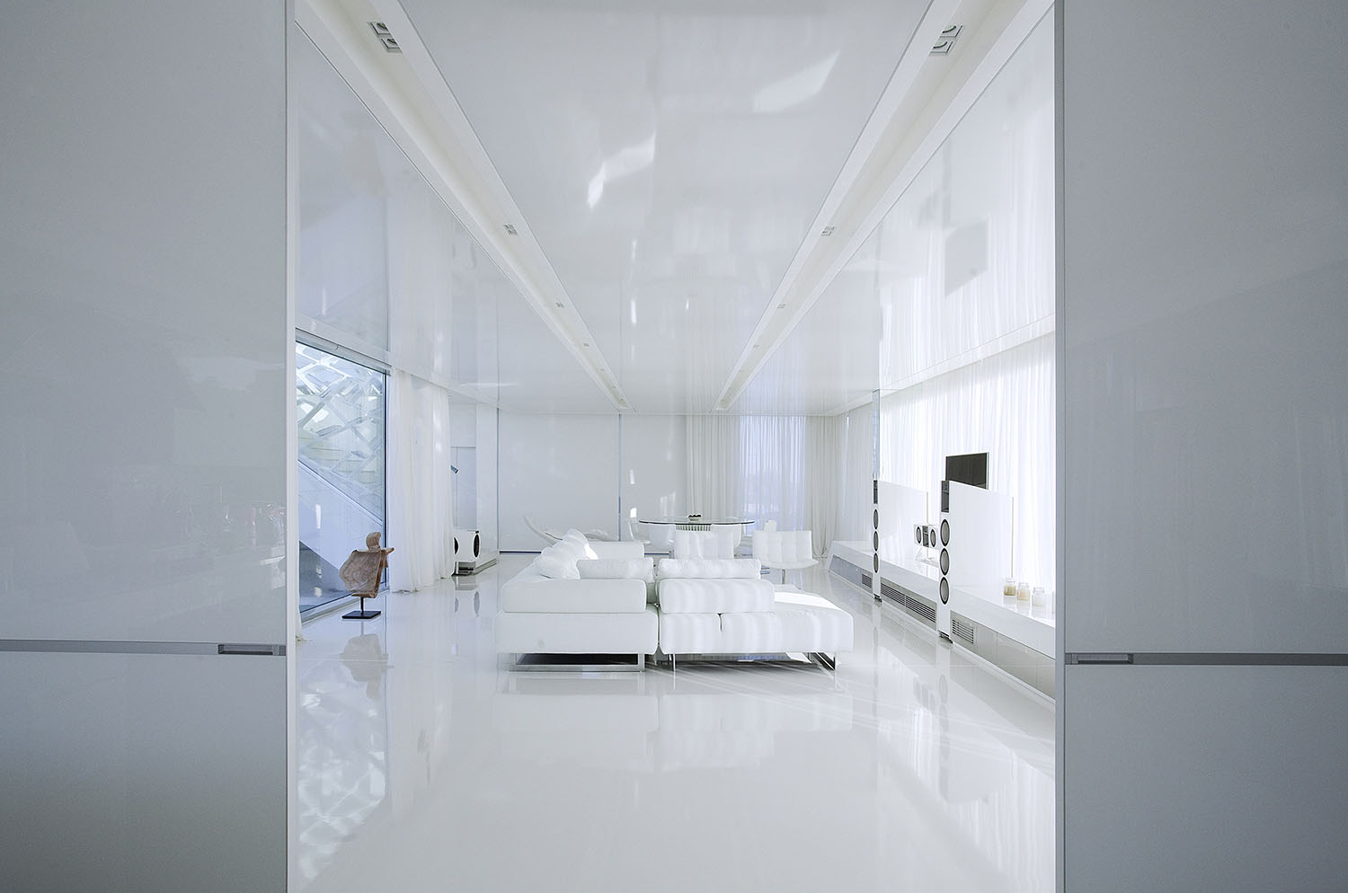 Abstract Interior Design Concepts