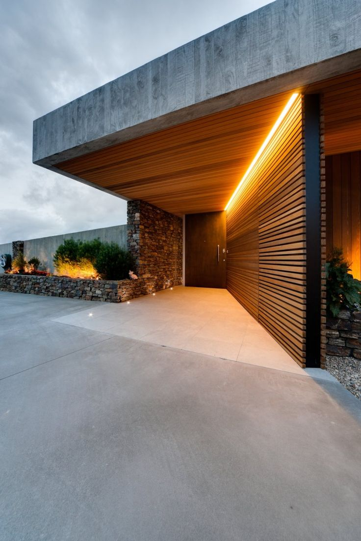 40 Modern Entrances Designed To Impress! - Architecture Beast on Modern Entrance Design  id=46484