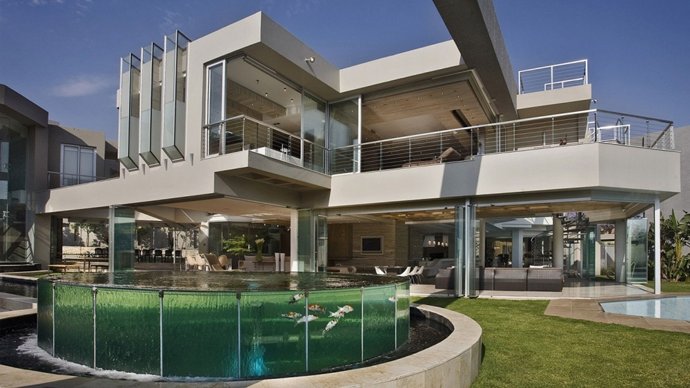 Top 50 Modern House Designs Ever Built! - Architecture Beast on Amazing Modern Houses  id=15107