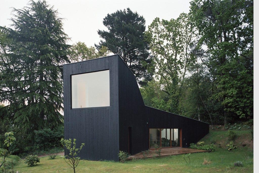 rez-de-chaussée modulable, terrasse accessible facilement.