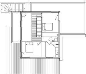 Bienfait Architectural maison ossature bois