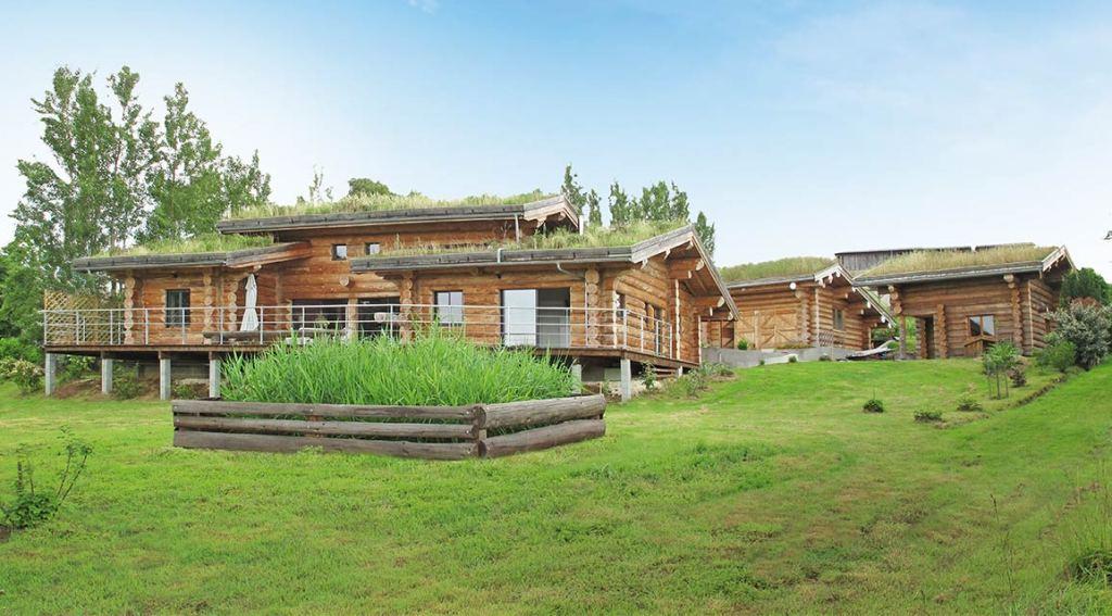 maison bois largeau conçu par Jérome Largeau