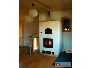 chauffage d'une maison bois