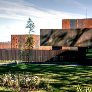 Soulages Museum, 2014, Rodez, France In collaboration with G. Trégouët  Photo by Hisao Suzuki