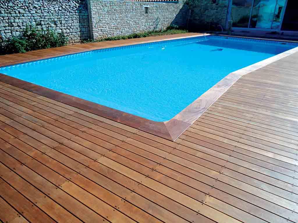 Terrasse En Palette Duree De Vie de la terrasse à la piscine - architecture bois magazine