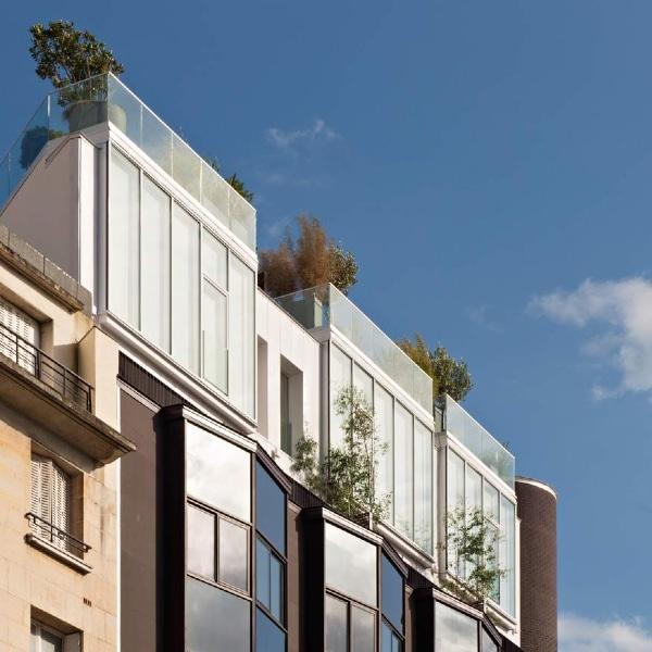 4 maisons en CLT - Vincent Eschalier