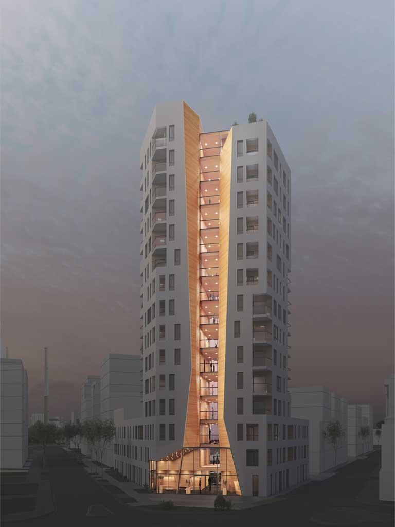 Projet: LIGHT HOUSE