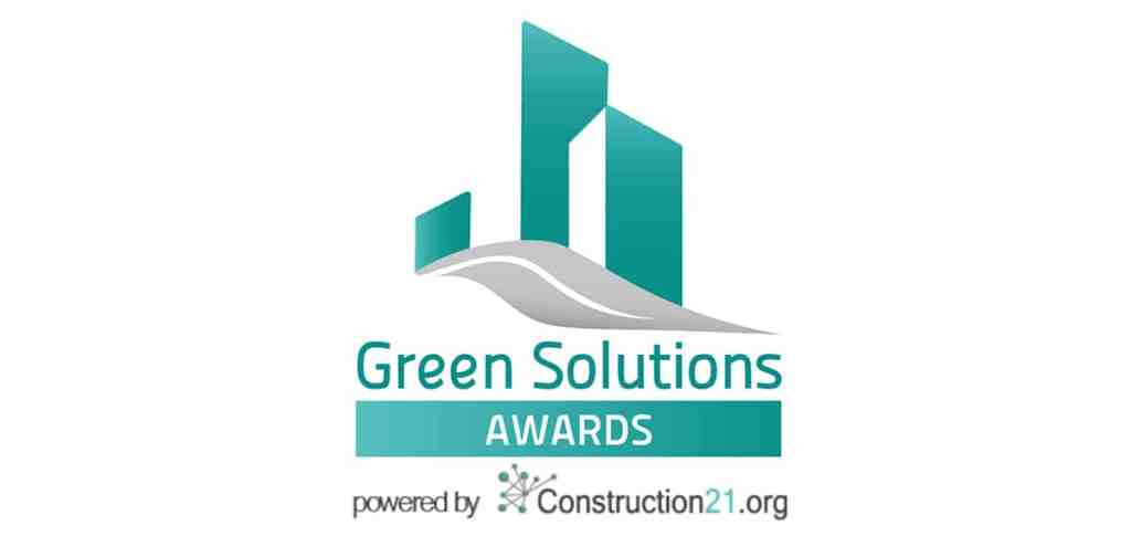 Concours Green Solutions Awards