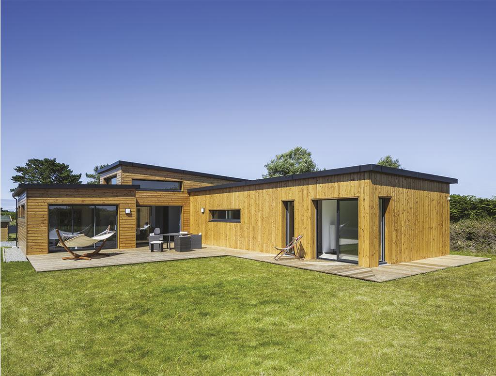 maison bois Trecobat