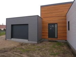 maison construction en bois