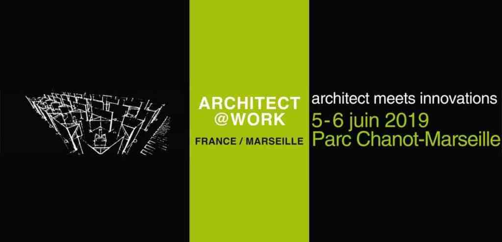Architect@Work salon archtiectes