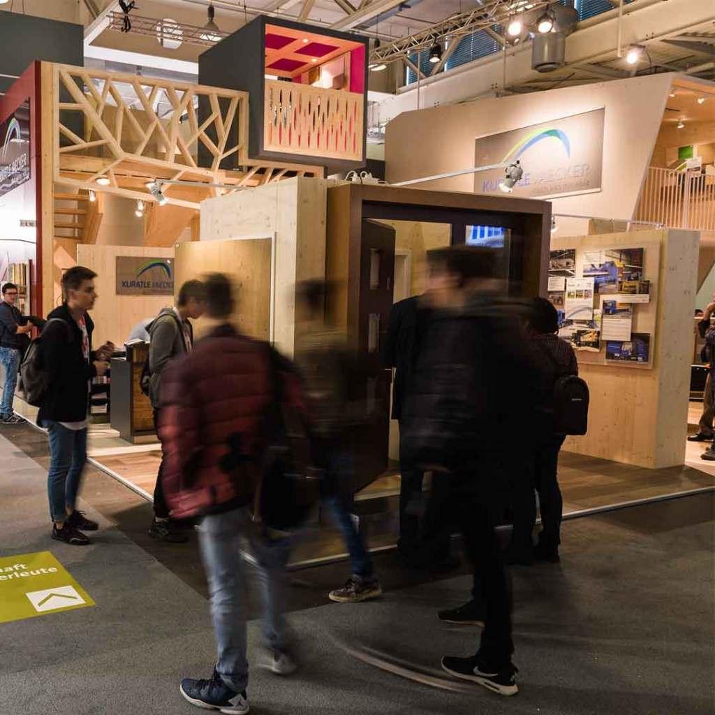 Salon Holz Édition 2016 - © MCH Foire Suisse (Bâle) SA
