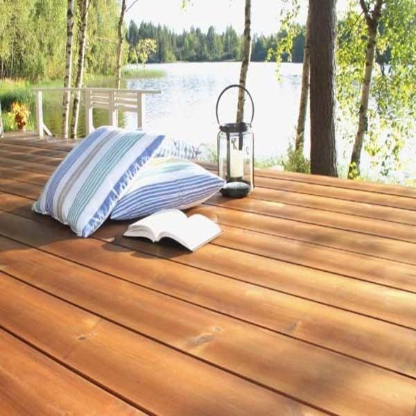 terrasse en bois
