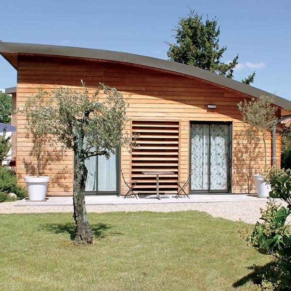 Maison bioclimatique en bois - Casaboa