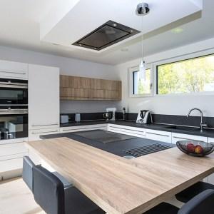 cuisine ouverte et moderne
