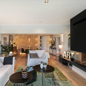Maison bois ultra design à Arès