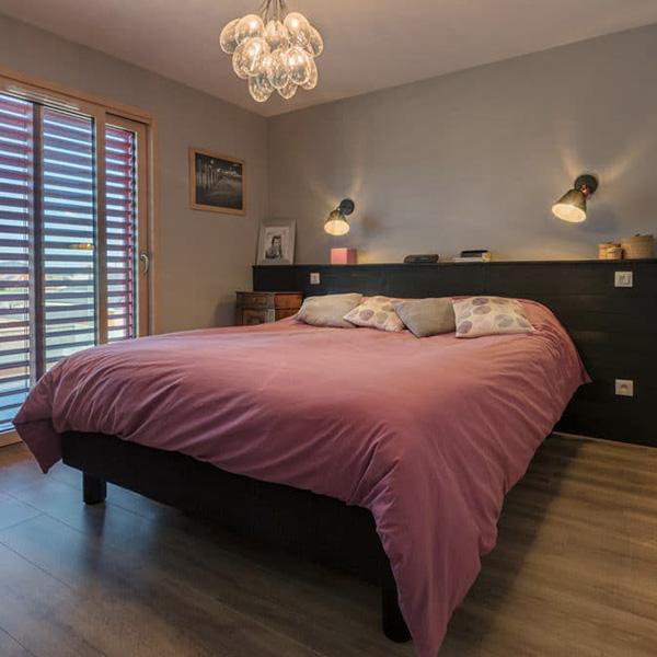 maison bois modulaire et perchée à Pau