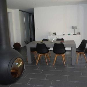 Maison en ossature bois moderne - booa