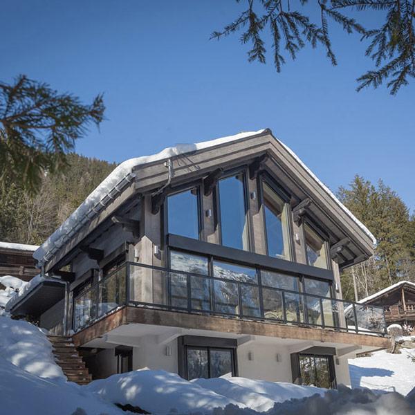 Chalet bois DAG - Chevallier Architectes