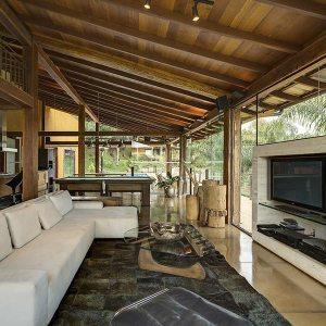 Maison de vacances en bois massif - Sarmento & Melo