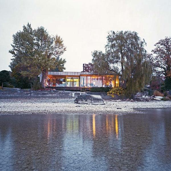 Residence ossature bois -conçu par k_m architektur Gmbh