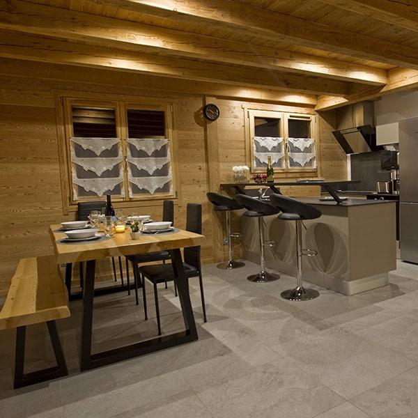Le gîte La Durance - Chalets Lombard Vasina