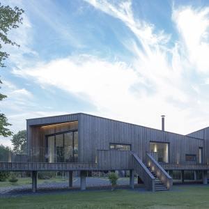 résidence secondaire en bois