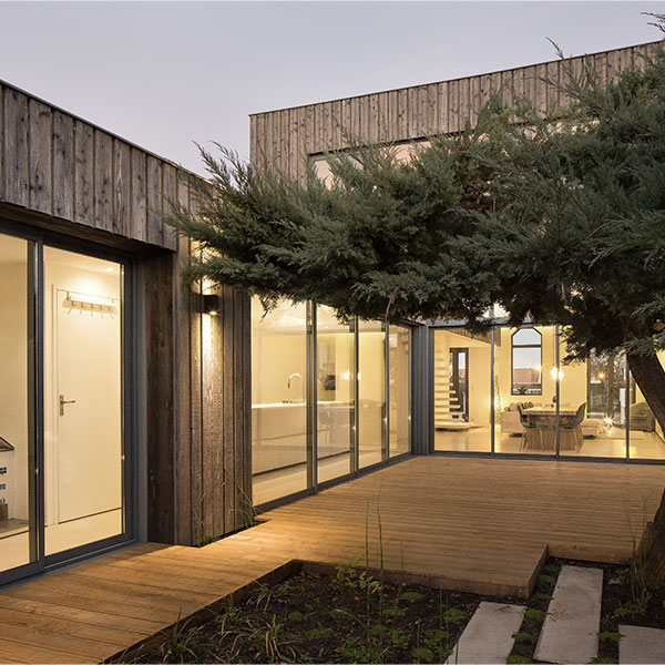 Petite maison ouvrière - Plus Architectes
