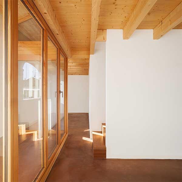 classe d'emploi bois 2 - usage bois intérieur ou abrité