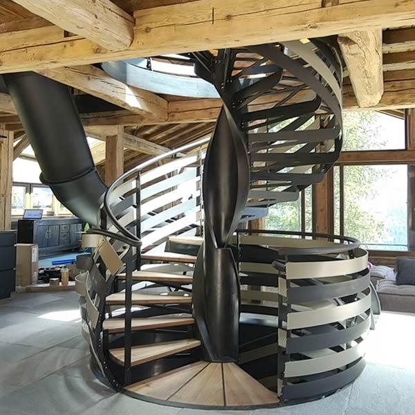 escalier-marche