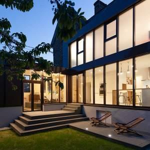 maison bourgeoise extension - atelier dupriez