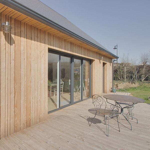 Maison architecture-bois-maison-natureetlogis-sarthe