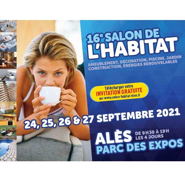 Salon de l'Habitat à Alès 2021
