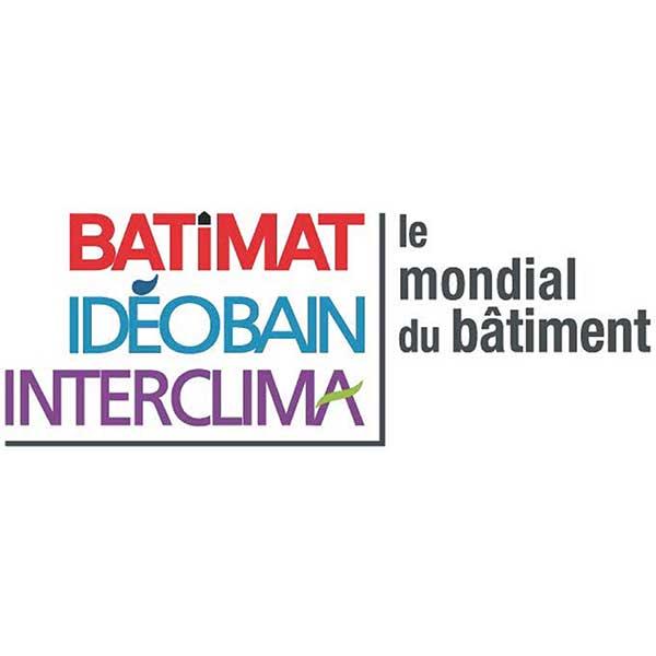 Le mondial du bâtiment rassemble trois grands salons professionnels : Batimat, Idéobain, Interclima à Paris.