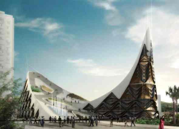 Architecture of Future Designs8v