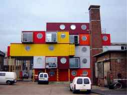 Container 803Buildings