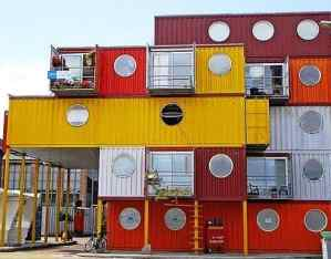 Container 805Buildings