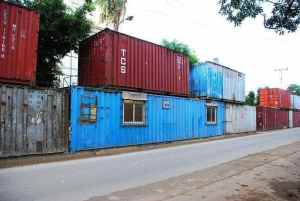 Container 814Buildings