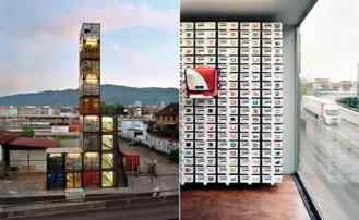 Container 833Buildings