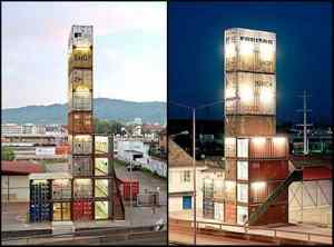 Container 837Buildings