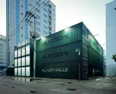 Container 889Buildings