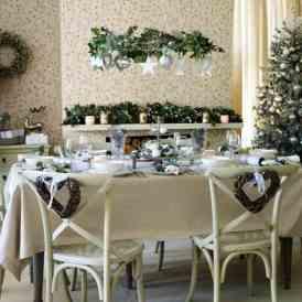 Dining Room Christmas Decor_976Ideas