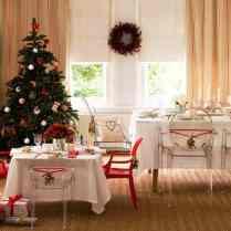 Dining Room Christmas Decor_977Ideas