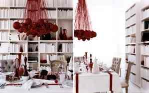Dining Room Christmas Decor_980Ideas