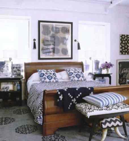 Exotic Ikat Pattern in Interior Design185Ideas