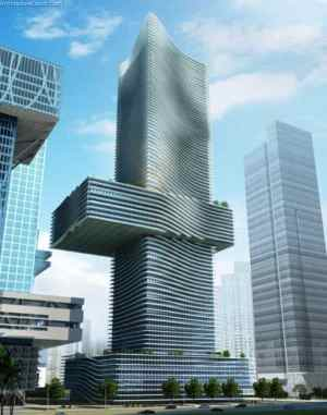 Headquarter China Insurance_a317-Sustainable Office Buildings