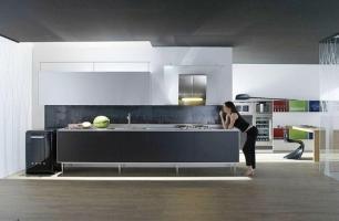 Hi-tech Kitchen_a17Designs