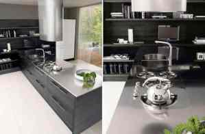 Hi-tech Kitchen_a18Designs