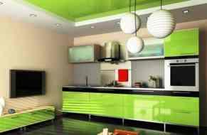 Hi-tech Kitchen_a19Designs