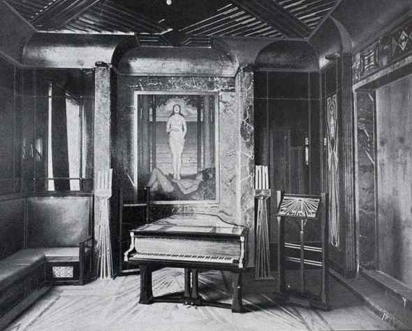 How To Decorate The Art Nouveau